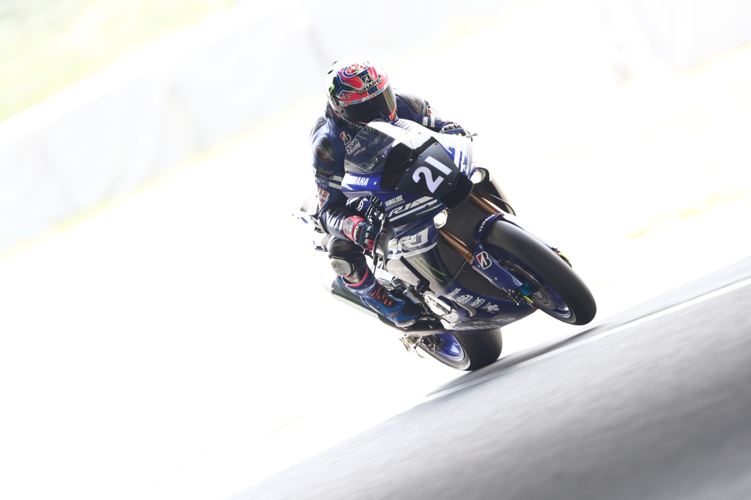 Yamaha factory racing team aiming for historic hat trick for Yamaha racing team