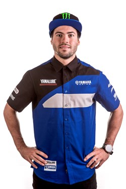Franco Caimi - Yamalube Yamaha Official Rally Team