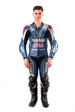 Hugo de Cancellis - Yamaha R3 bLU cRU Challenge Rider
