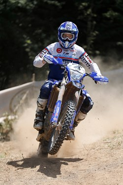 Loïc Larrieu - Outsiders Yamaha Official Enduro Team