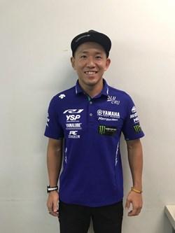 Katsuyuki Naksuga - Yamaha Factory Racing Team