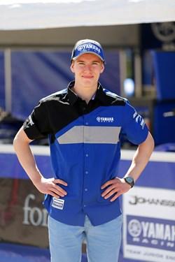 Erik Appelqvist - Johansson Yamaha Official Junior Enduro Team