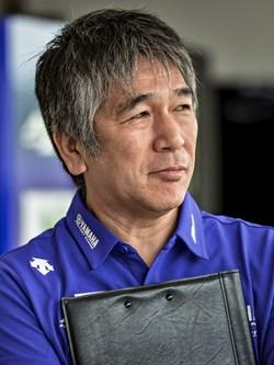 Mr.  Kouichi Tsuji - Gerneral Manager Motorsport Development Division