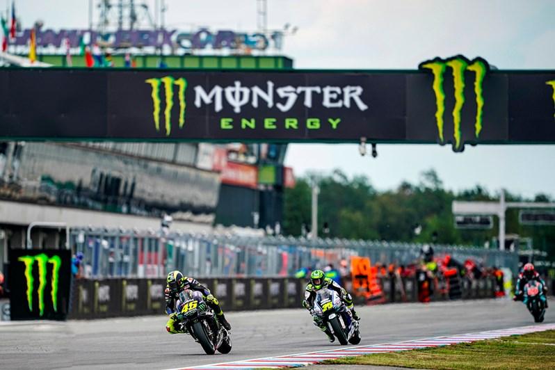 Monster Energy Yamaha MotoGP Bring Brand-New Equipment to Brno Test