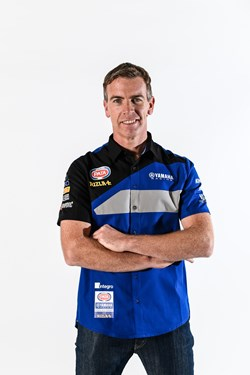 Paul Denning - Pata Yamaha Official WorldSBK Team Principal