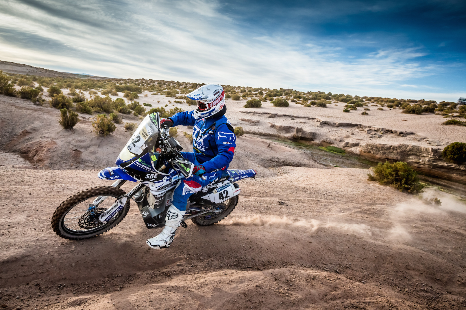 Dakar 2016; Yamalube Yamaha Official Rally Team s Riders Confirm Their Ambitions on Stage 6 ...