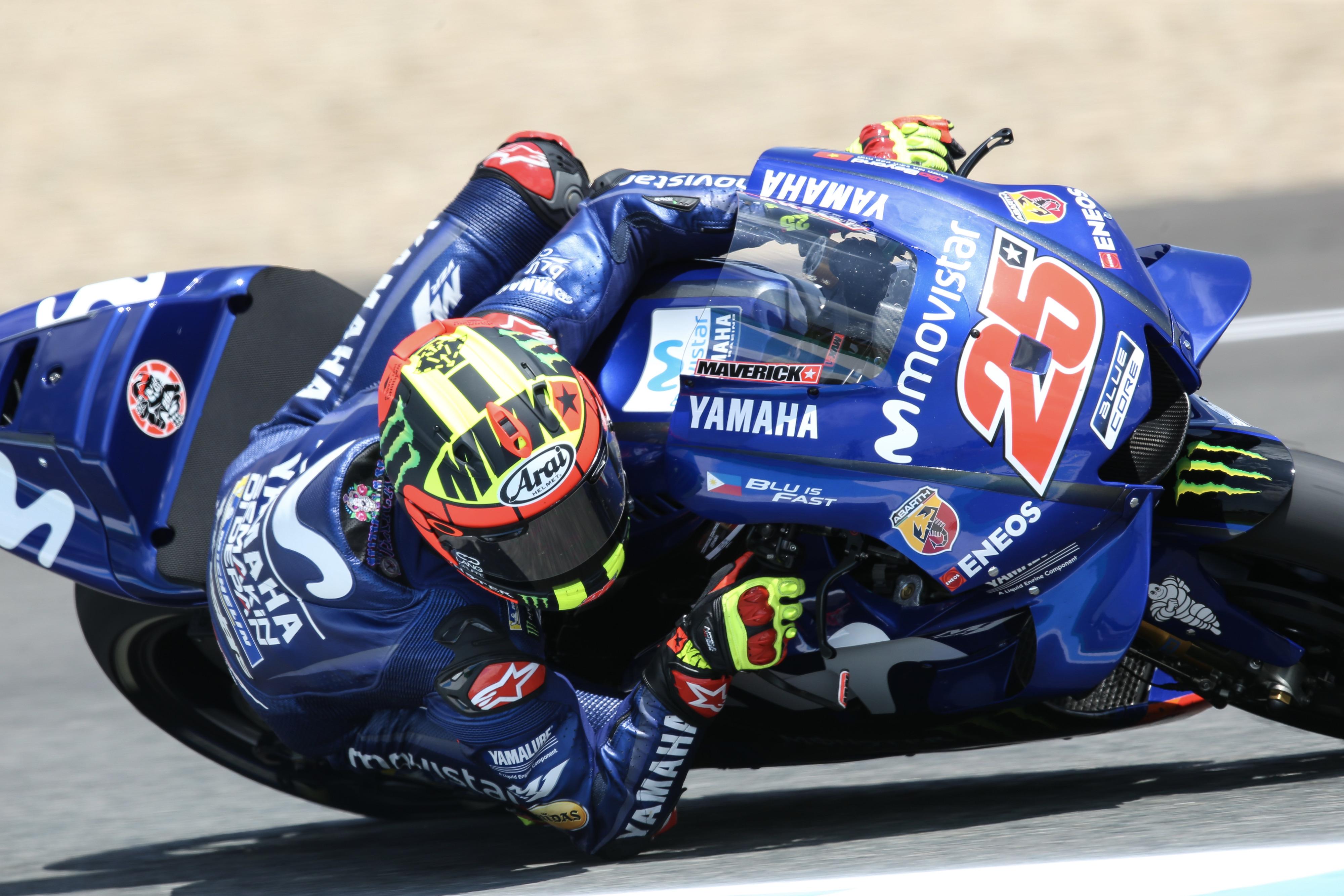 Movistar Yamaha MotoGP Prepare for French Grand Prix Fight - Yamaha Racing