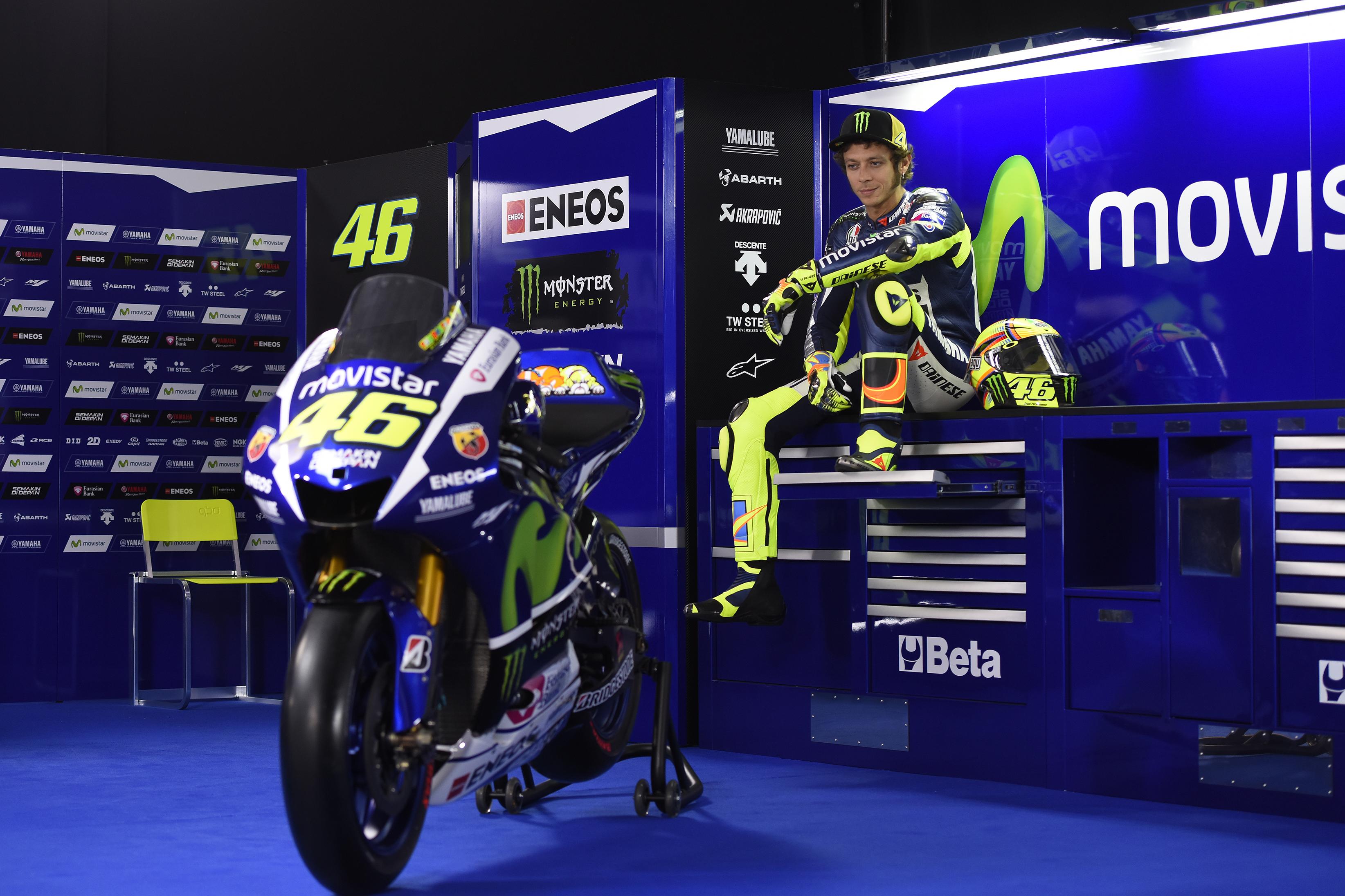 Movistar Yamaha Kicks off 2015 MotoGP Season in Madrid - Yamaha Racing