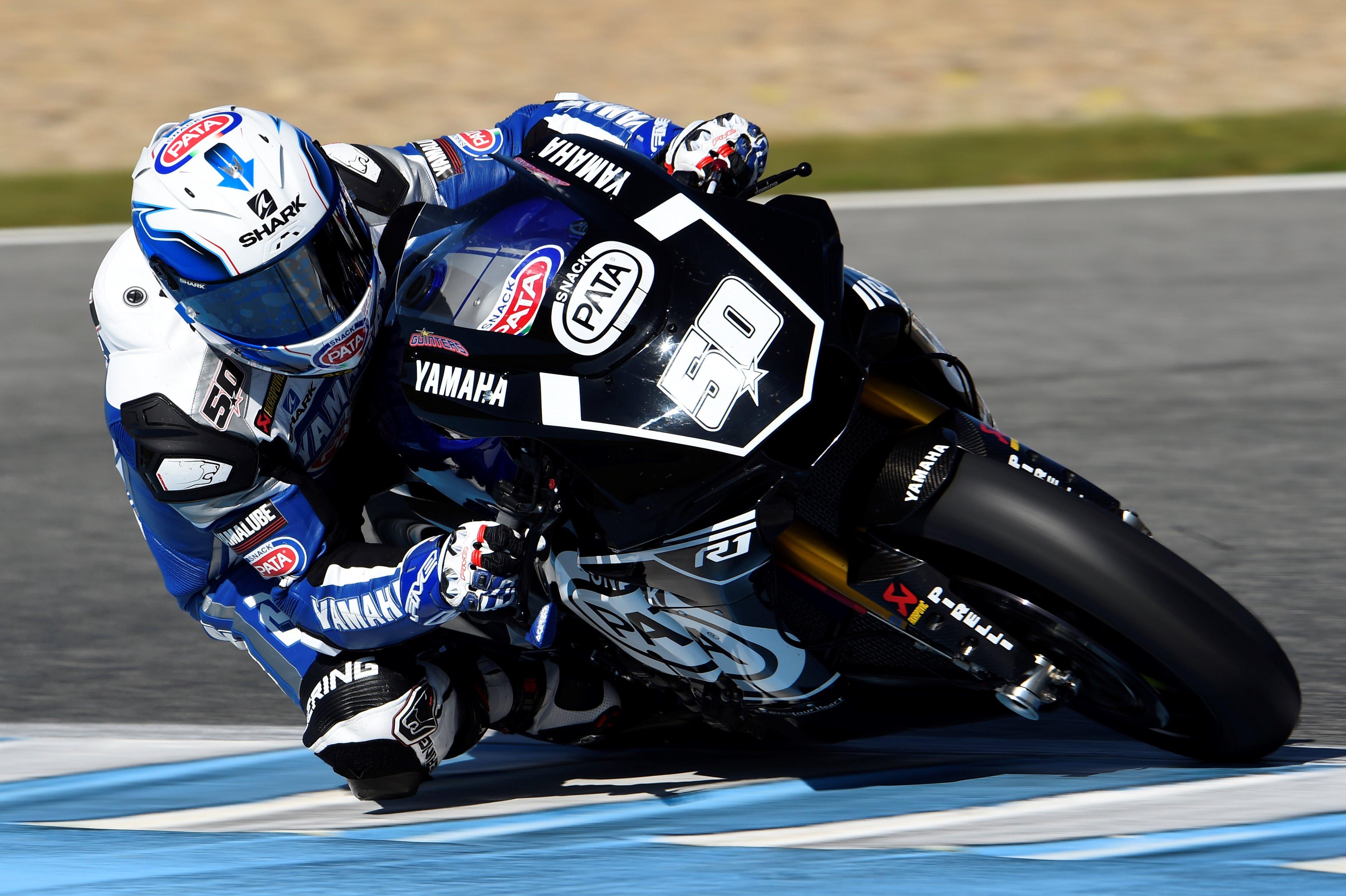 Pata Yamaha Wraps Up Pre-season WorldSBK Testing at Jerez - Yamaha Racing