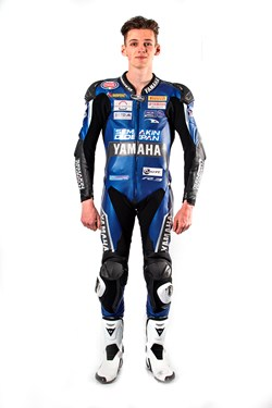 Dennis Koopman - Yamaha R3 bLU cRU Challenge Rider