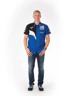 David Checa - GMT94 Yamaha Official WorldSSP Team