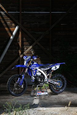 Outsiders Yamaha Official Enduro Team