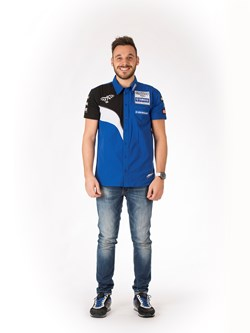Niccolò Canepa - GMT94 Yamaha Official WorldSSP Team