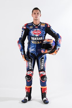 Michael van der Mark - Pata Yamaha Official WorldSBK Team