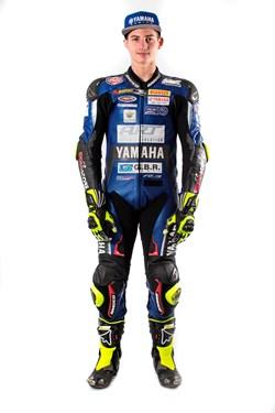 Luca Bernardi - Yamaha R3 bLU cRU Challenge Rider