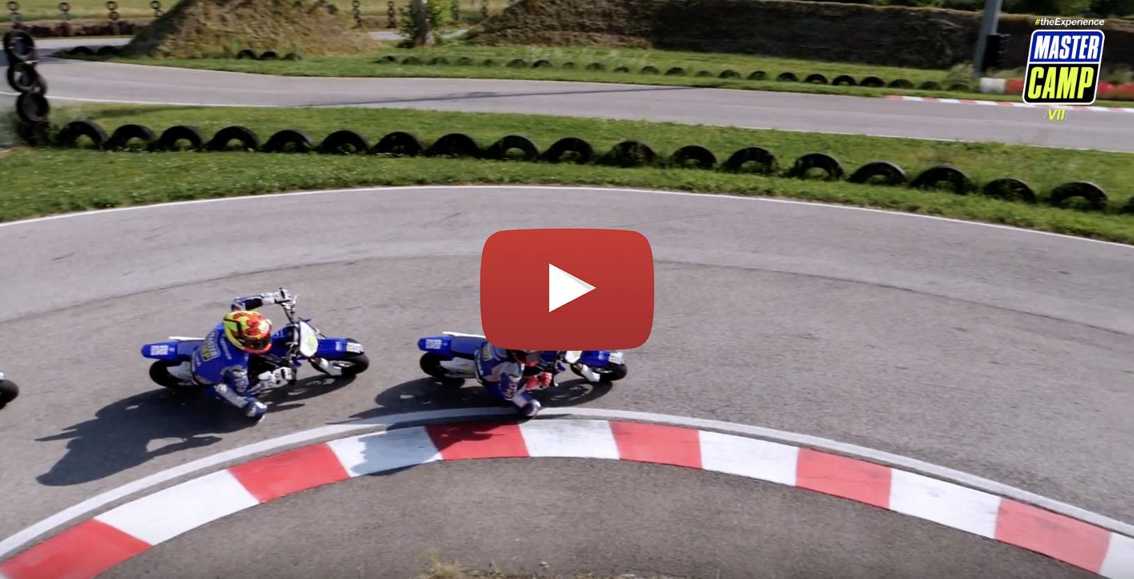 Yamaha VR46 Master Camp Review Video