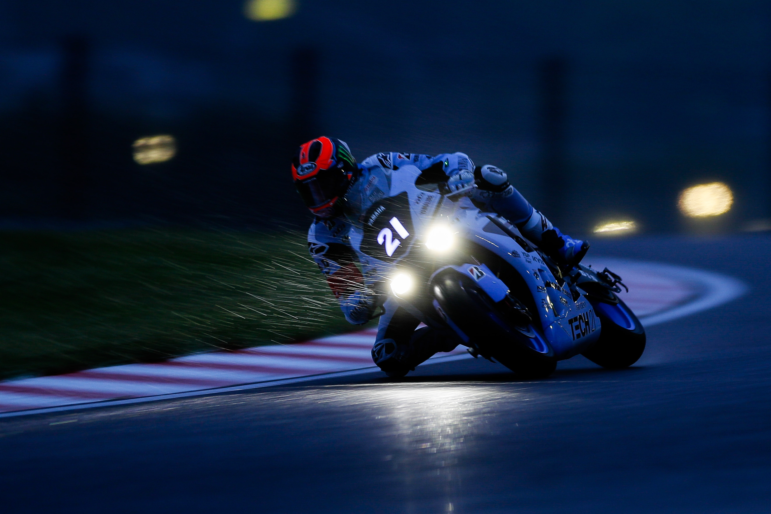 Racing in the dark 1