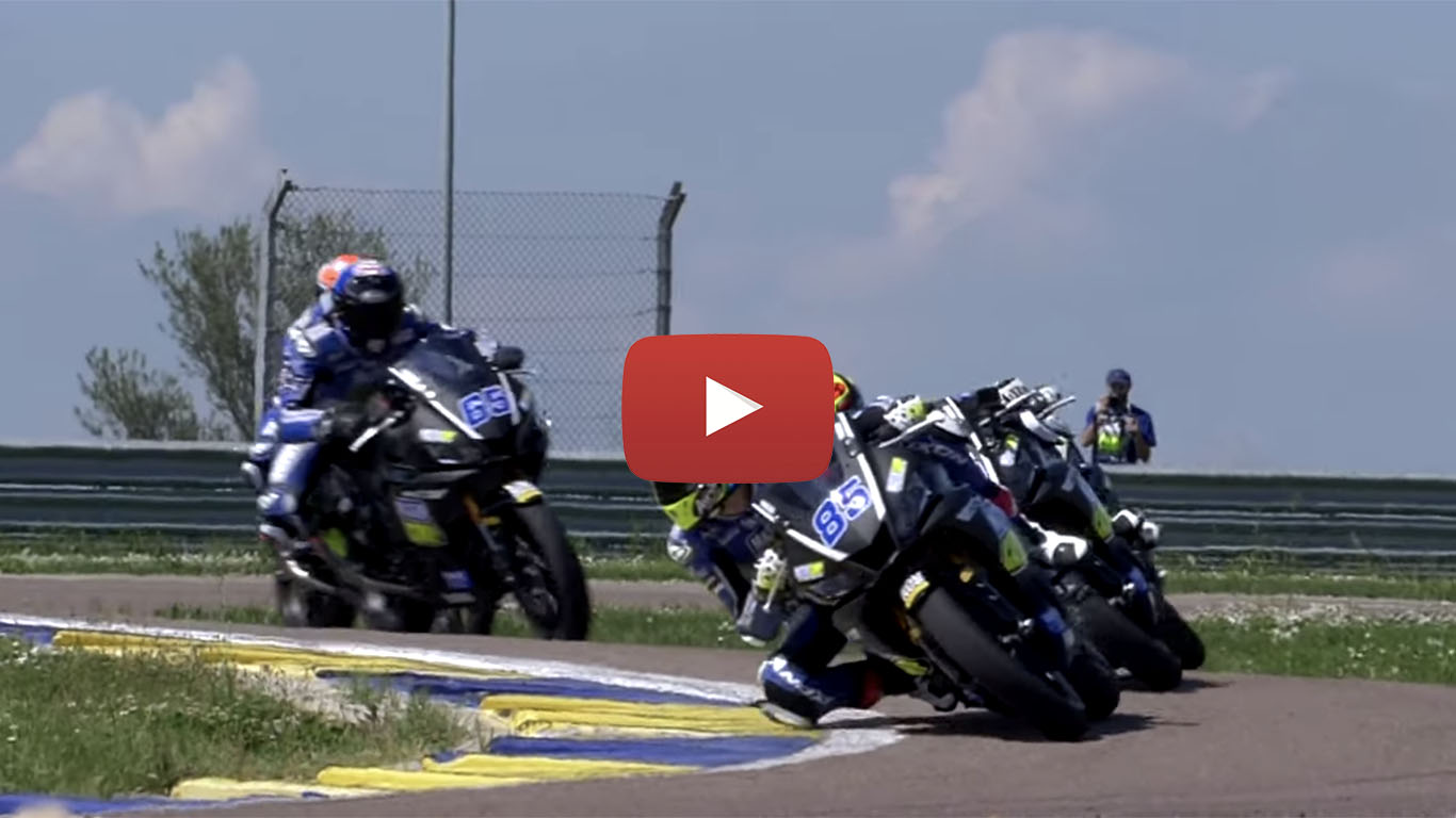 Day 2 Review - VR46 Master Camp